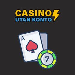 Hitta svenska casino utan licens på casinoutankonto